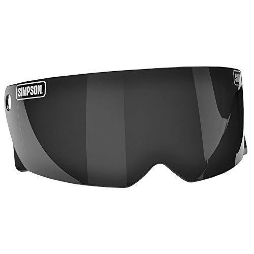 Simpson M30 Dark Smoke Replacement Face Shield