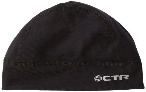 Chaos -CTR  Adrenaline Skull Cap and Helmet Liner Black Adult