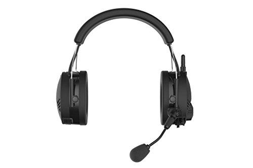 TUFFTALK-01 SENA TUFFTALK EARMUFF BLUETOOTH COMMUNICATION INTERCOM HEADSET SINGLE UNIT TUFFTALK-01
