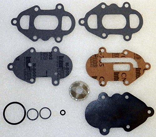 Mercury Mariner V-135 Hp ALL thru-C100860 Complete Fuel Pump Repair Kit WSM Sierra 18-7812 OEM 89031A2