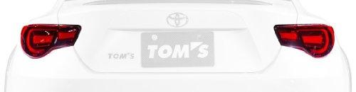 Toms TM-81500-TZN60-US Red LED Tail Light
