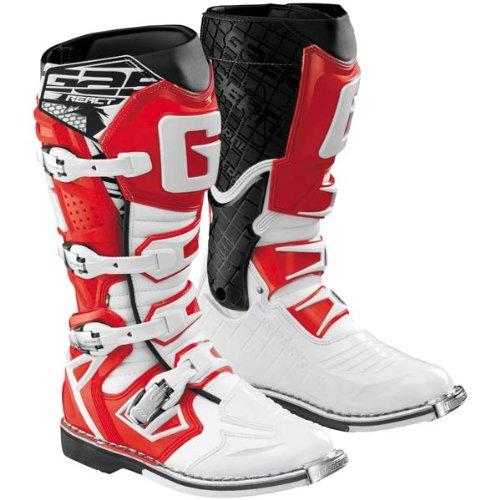 Gaerne G-React Mens Red Motocross Boots - 8