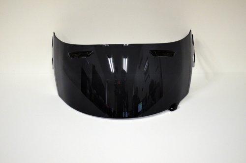 Aftermarket Product Dark Tint Visor Shield for ARAI RR5 Corsair-V RX-7 RX-Q