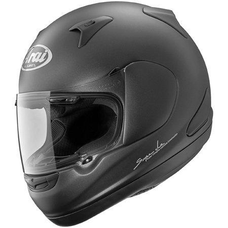 Arai RX-Q Solid Full Face Helmet Large  Black