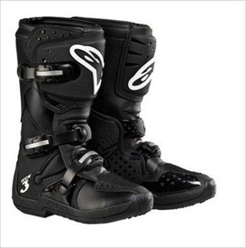 Alpinestars Stella Tech 3 Womens Offroad Boots Black Size 8