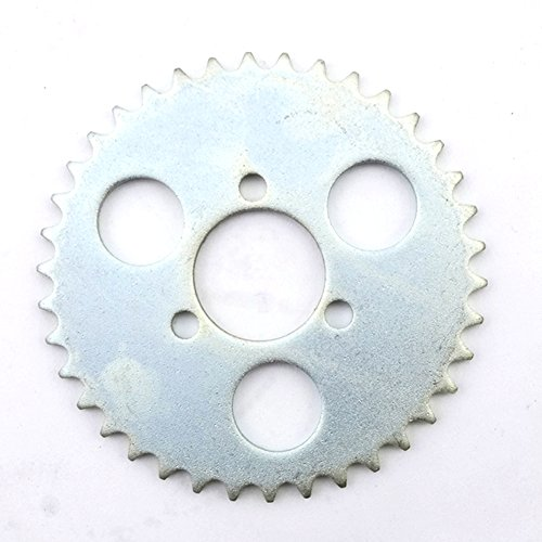 TC-Motor 38 T T8F Rear Chain Sprocket 43 49 cc Mini Moto ATV Pocket Bike Scooter Goped