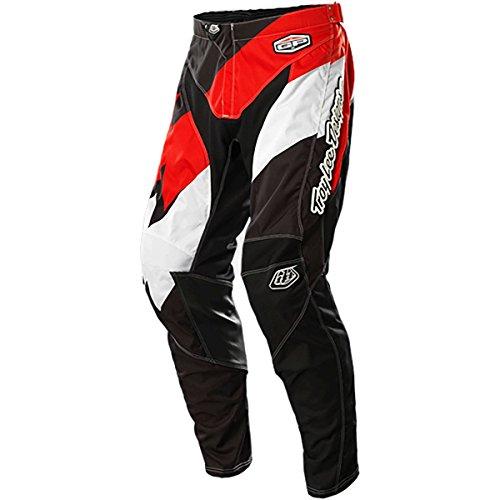 Troy Lee Designs GP Astro Mens MotoXOff-RoadDirt Bike Motorcycle Pants - Black  Size 34
