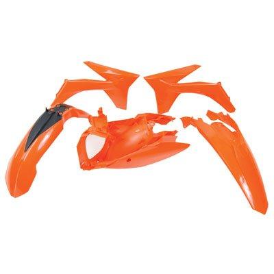Acerbis Replica Plastic Kit Orange for KTM 300 XC-W E-Start 2012-2013