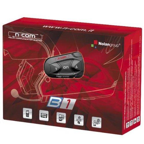 Nolan N-com B1 Communication System - Dual - For N90/91/103 Helmet - Side Door System Bncom52700011