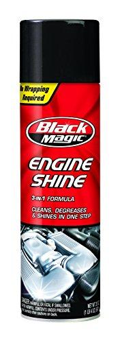 Black Magic Bm22018 2-in-1 Engine Shine, 20 Oz.
