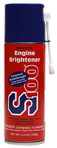 S100 19200a Engine Brightener Aerosol - 4.5 Oz.