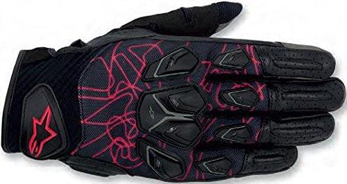 Alpinestars Masai Gloves - X-LargeBlackRed