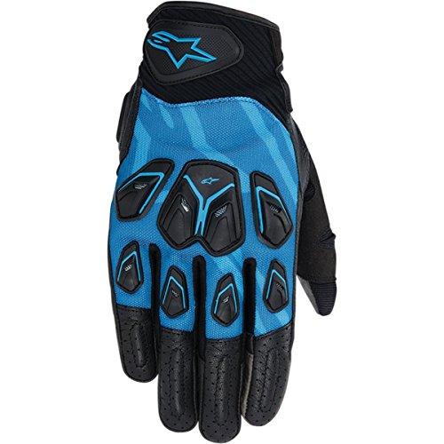 Alpinestars Masai Mens Street Motorcycle Gloves - BlackBlue  Large
