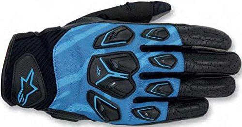 Alpinestars Masai Mens Street Motorcycle Gloves - BlackBlue  Small