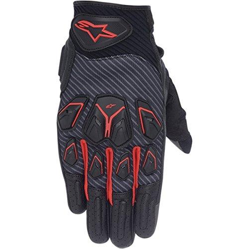 Alpinestars Masai Mens Street Motorcycle Gloves - BlackGrayRed  Large