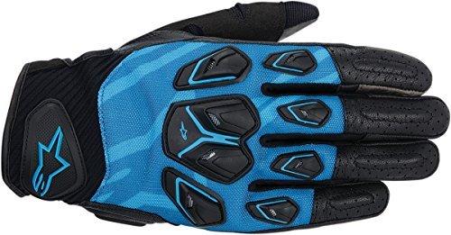 Alpinestars Masai Motorcycle Gloves BlackBlue Md 3567414-17-M