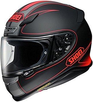 Shoei RF-1200 Full Face Helmet Flagger Graphic TC-1 Flat Red Free Size Exchanges Medium