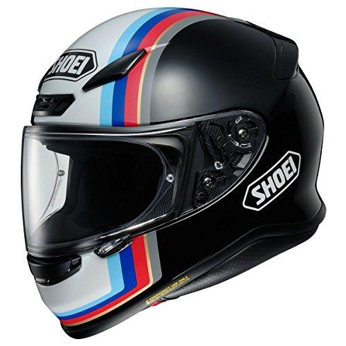 Shoei RF-1200 Recounter BlackRedWhiteBlue Full Face Helmet - Small