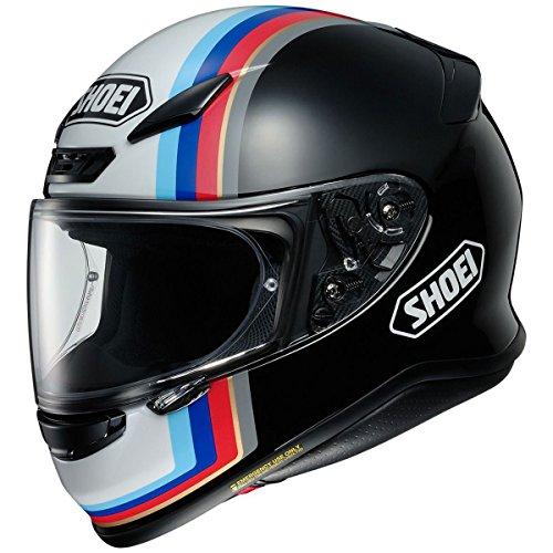 Shoei RF-1200 Recounter BlackRedWhiteBlue Full Face Helmet - X-Large