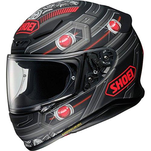 Shoei RF-1200 Trooper Sports Bike Racing Motorcycle Helmet - TC-1  Medium