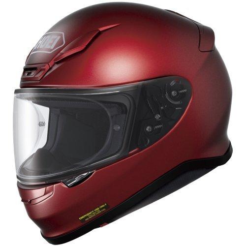 Shoei RF-1200 Wine Red Full Face Helmet - Small