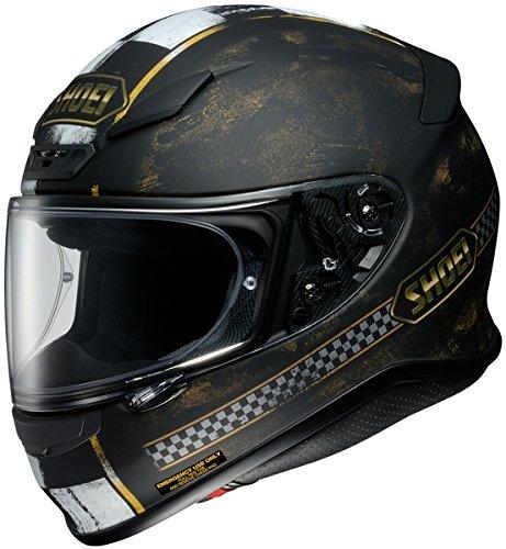Shoei Terminus RF-1200 Street Bike Racing Motorcycle Helmet - TC-9  Large