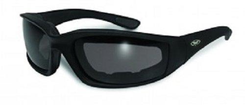 Global Vision Eyewear Kickback Sunglasses With Eva Foam