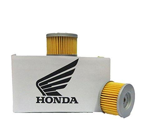 Genuine Honda Oil Filter, Part Number 15412-hm5-a10 2 Pack