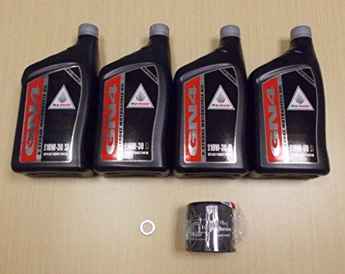 New 2001-2014 Honda Gl Gl1800 Goldwing Gold Wing Oe Oil & Filter Service Kit