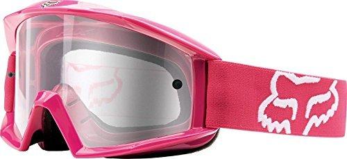 2015 Fox Racing Adult Hot Pink Protective Goggle #12364-904-os