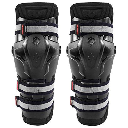 Scoyco K19 Motorcycle Knee Guards Motocross Knee Pads Braces Off Road Protective Gear