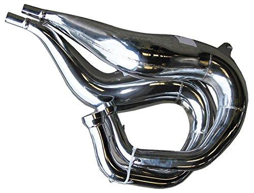 FMF Fatty Pipe Chrome for Yamaha Banshee 350 1987-2006 020145