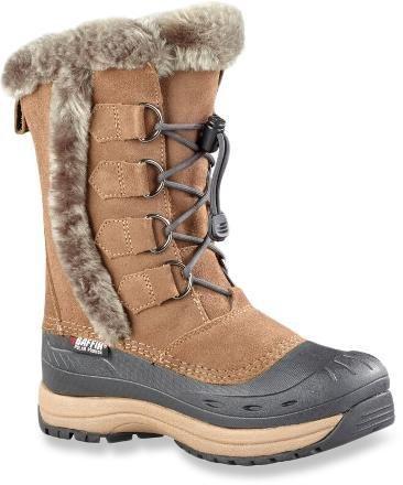 Baffin Chloe Womens Snowmobile Boots Taupebrown 11