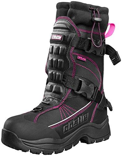 Castle X Barrier 2 Womens Snowmobile Boot Magenta SZ 7