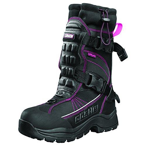 Castle X Barrier 2 Womens Snowmobile Boot Magenta 7