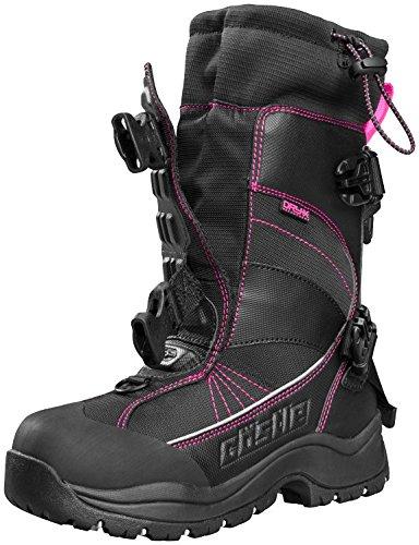 Castle X Barrier 2 Womens Snowmobile Boot Magenta 9