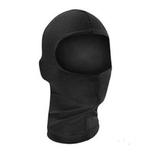 Black Motorcycle Biker Nylon Balaclava Face Mask