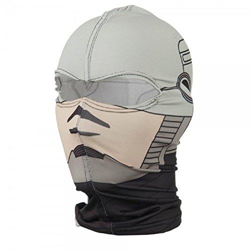 Nylon Balaclava Facemask Head & Neck Warmer Cyborg