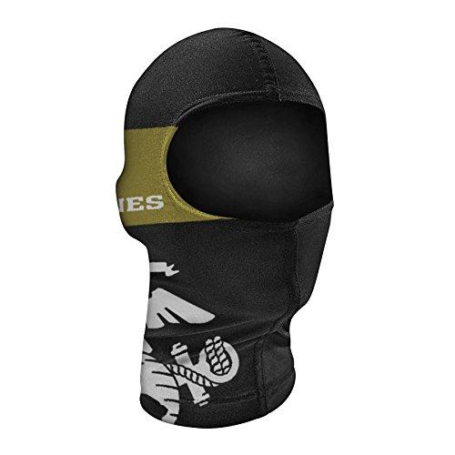 Zan Headgear Wbn800, Balaclava, Nylon, Usmc, Marines Dual Crest