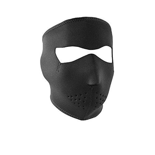 Zanheadgear Neoprene Face Mask (black)