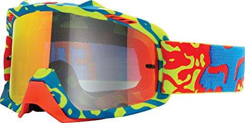 Fox Racing Youth Air Space Cauz Goggle-YellowRed