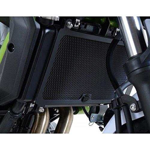 R&G Radiator Grill Guard for Kawasaki Z650 17 - Black