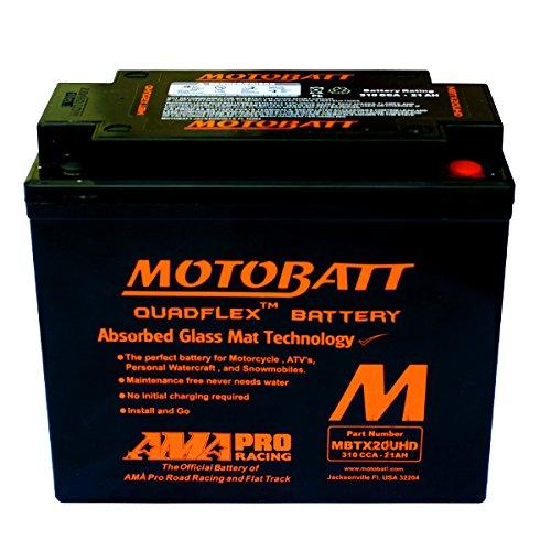 New Motobatt Battery Fits Harley Davidson CVO FLST Softail 1803 110CC 2007-2014