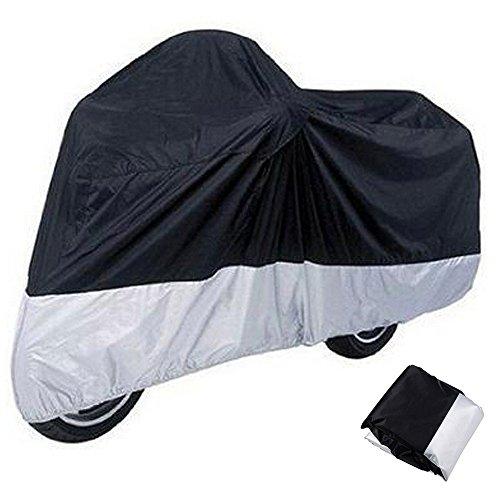 XXXL Motorcycle Motorbike Cover Water Resistent Waterproof Rain UV Protective Breathable Outdoor Indoor  Storage Bag