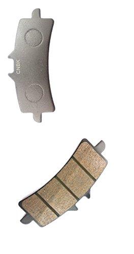 CNBK Front Right Brake Pad Semi-Metallic fit DUCATI Street Bike 1199 Panigale ABS 12 13 14 2012 2013 2014 1 Pair2 Pads