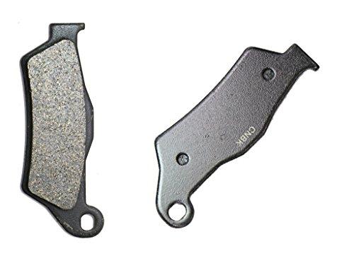 CNBK Front Right Brake Shoe Pads Semi Met fit for DUCATI Street Bike 620 Monster 05 06 2005 2006 1 Pair2 Pads