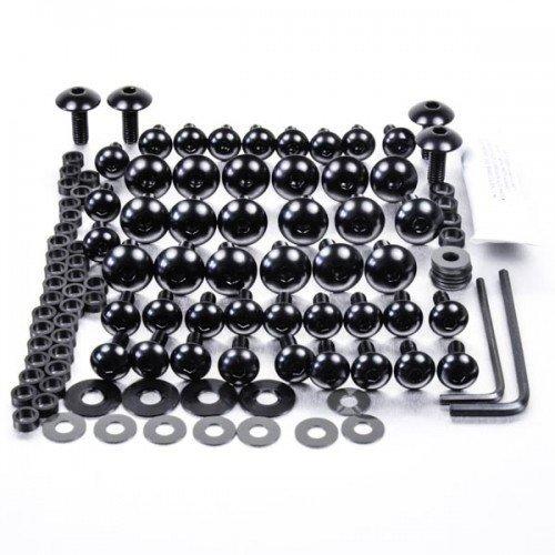 Aluminium Fairing Kit Ducati 10981098S848 Black