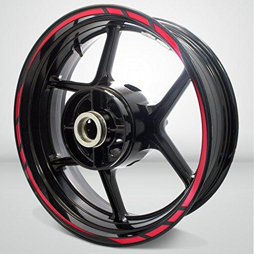 Rapid Outer Rim Liner Stripe for Ducati Multistrada Reflective Red