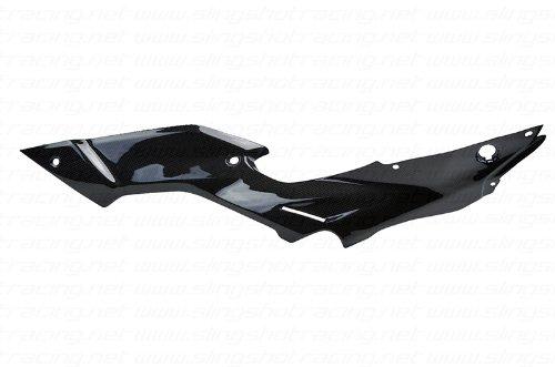 Ducati Streetfighter  S  848 Underseat Under Tank Side Fairing Panel Trim Cover Set Carbon Fiber Fibre
