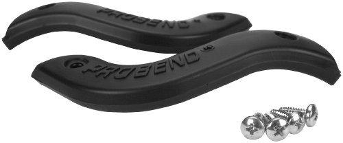 Cycra Pro Bend Abrasion Guards BLACK